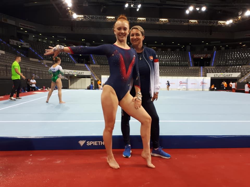 Detvianske gymnastky patria k najlepším na Slovensku