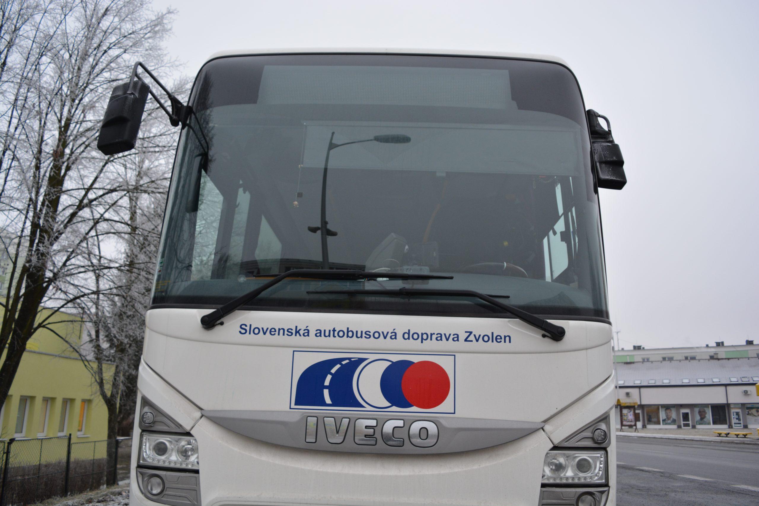 Bez ochrany tváre vás autobus neodvezie